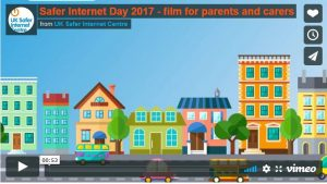Link to Safer Internet Day Video for Parents