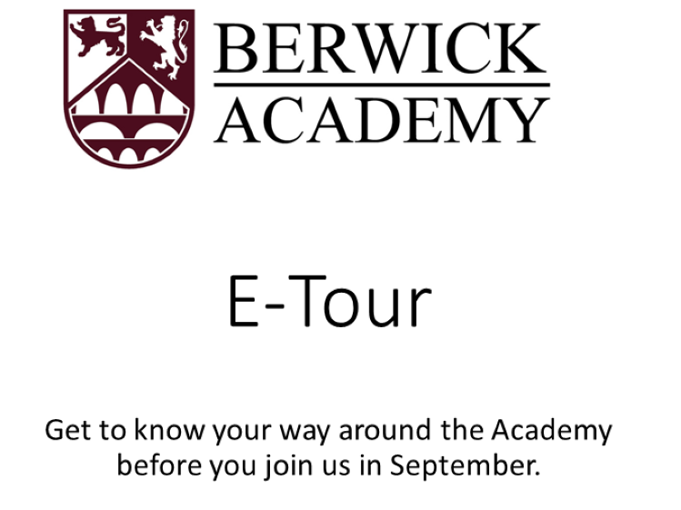 Virtual Tour Berwick Academy