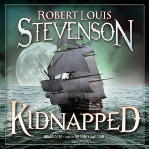 'Kidnapped', by Robert Louis Stevenson